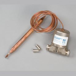 Fire valve for Tuscan Boilers by Hounsfield Boilers