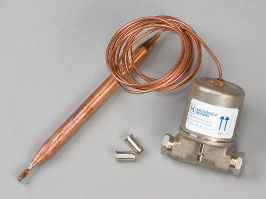 Fire valve
