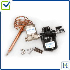 Oil Filter Kit with Fire Valve Boiler Accessories BSOF003