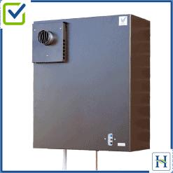 External Wall-Mounted boiler