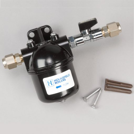 Oil Filter Kit with 10 mm Swaged Fitting