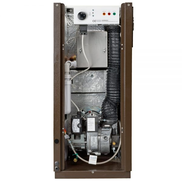 Tuscan External Boiler Model internal view - Hounsfield Boilers