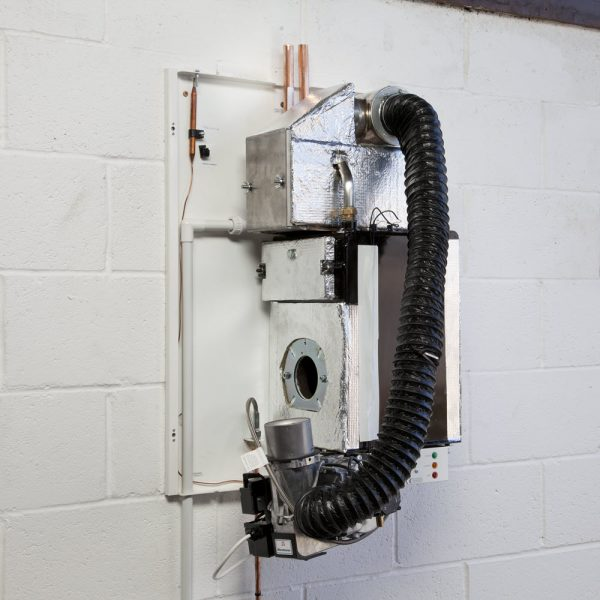 Tuscan Wall-mounted Internal Boiler Model burner service - Hounsfield Boilers