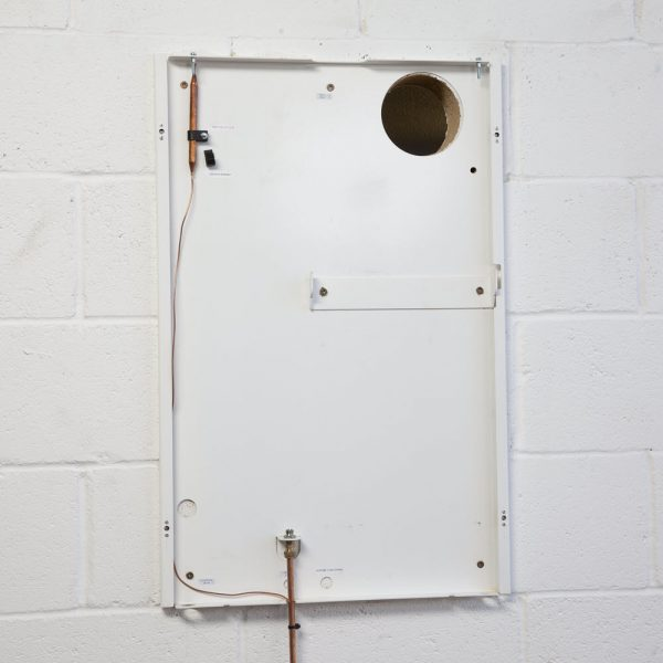 Tuscan Wall-mounted Internal Boiler Model wall plate - Hounsfield Boilers