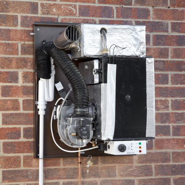 Tuscan Wall-mounted External Boiler Model exchange, Hounsfield Boilers