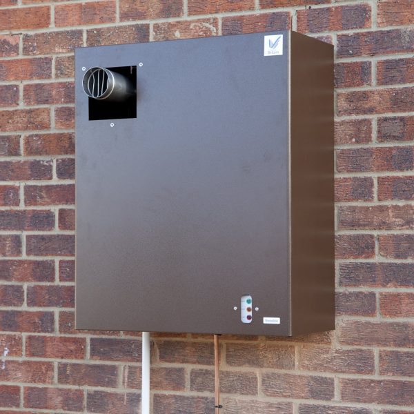 Tuscan Wall-mounted External Boiler Model no flue, Hounsfield Boilers