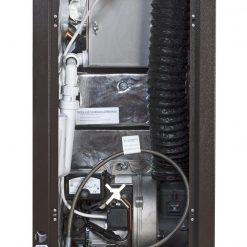 20-25 External oil boiler - internal view