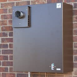 12-19 External Wall Mounted Oil Boiler - Hounsfield Boilers