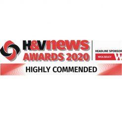 H&V awards 2020 best boilers highly commended