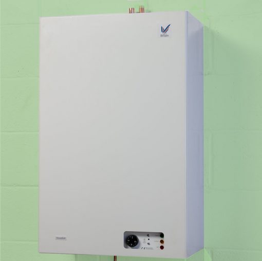 12-19 Internal Wall Mounted Oil Boiler by Hounsfield Boilers