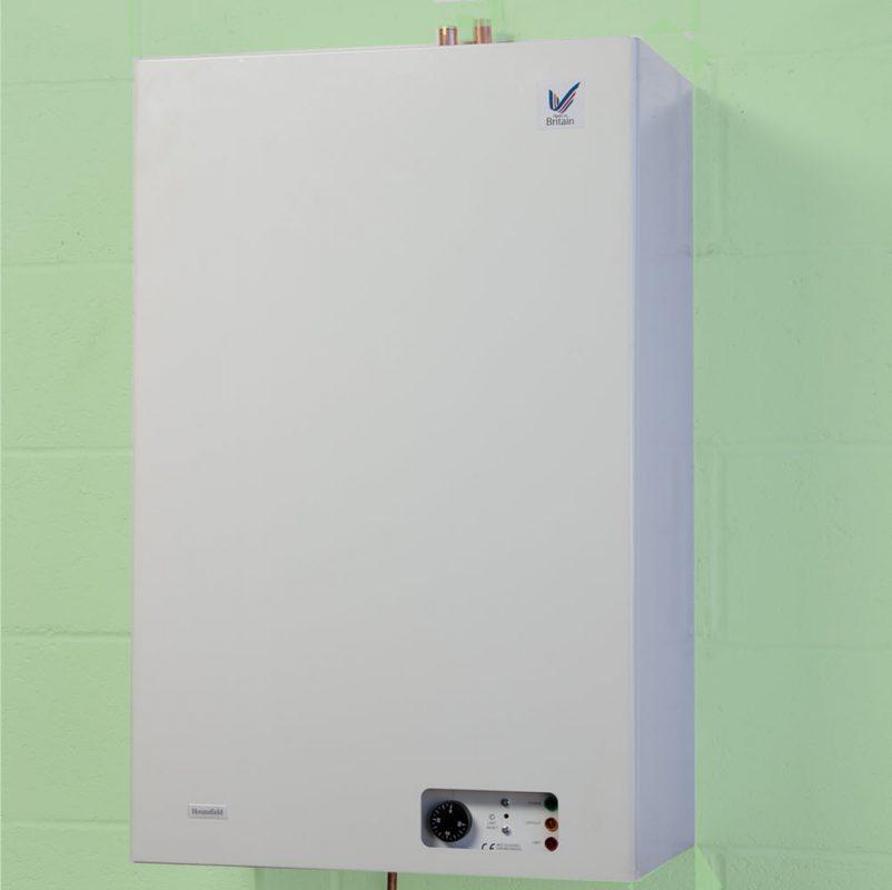 Wall Internal Oil Boiler