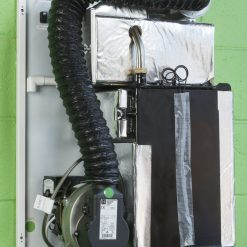 Internal wall mounted boiler internal view - Hounsfield Boilers
