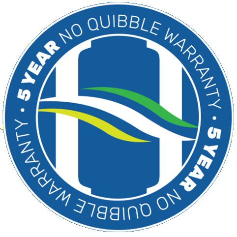 5 year No Quibble Boiler Warranty Registration