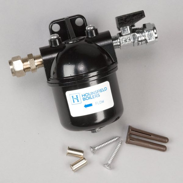 Paper element oil filter kit, Tuscan boilers