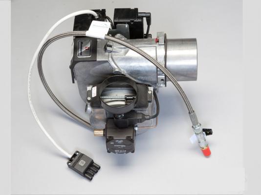 Bentone BF1 burner - Hounsfield oil boilers