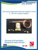 Fire valve brochure