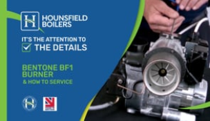 video - How to Service Bentone BF1 burner