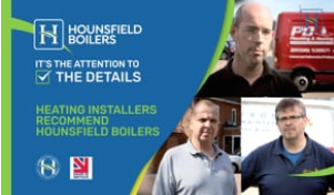 video -Heating installers recommend Hounsfield Boilers