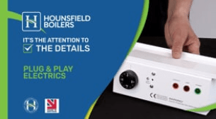 video - Plug & play electrics on Hounsfield Boilers