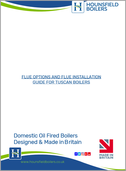 Flue options brochure - Hounsfield Boilers