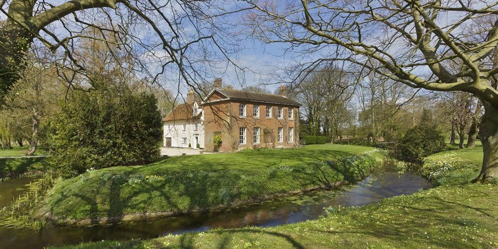 Hounsfield Boiler installed at Ringshall Grange in Stowmarket