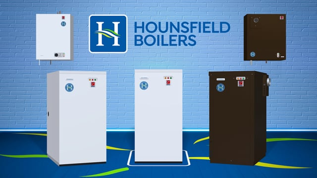 Why choose a Hounsfield Boiler