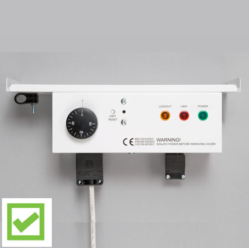 boiler controls - choose a Hounsfield Boilers