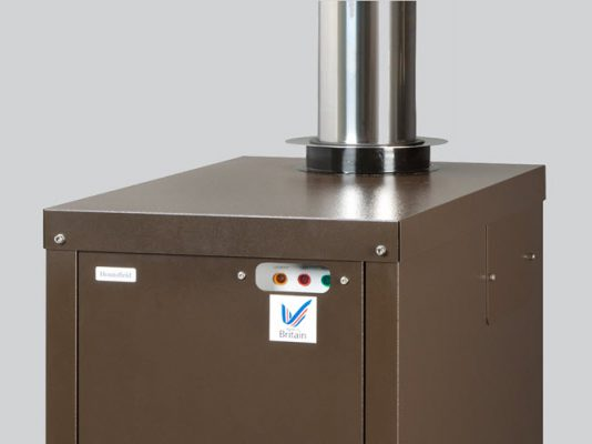 flue options for Hounsfield Boilers