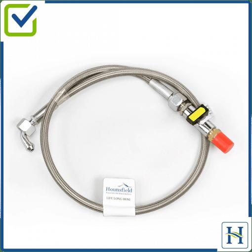 Long-life flexible oil line BS0006