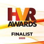HVR Awards 2020 Finalist