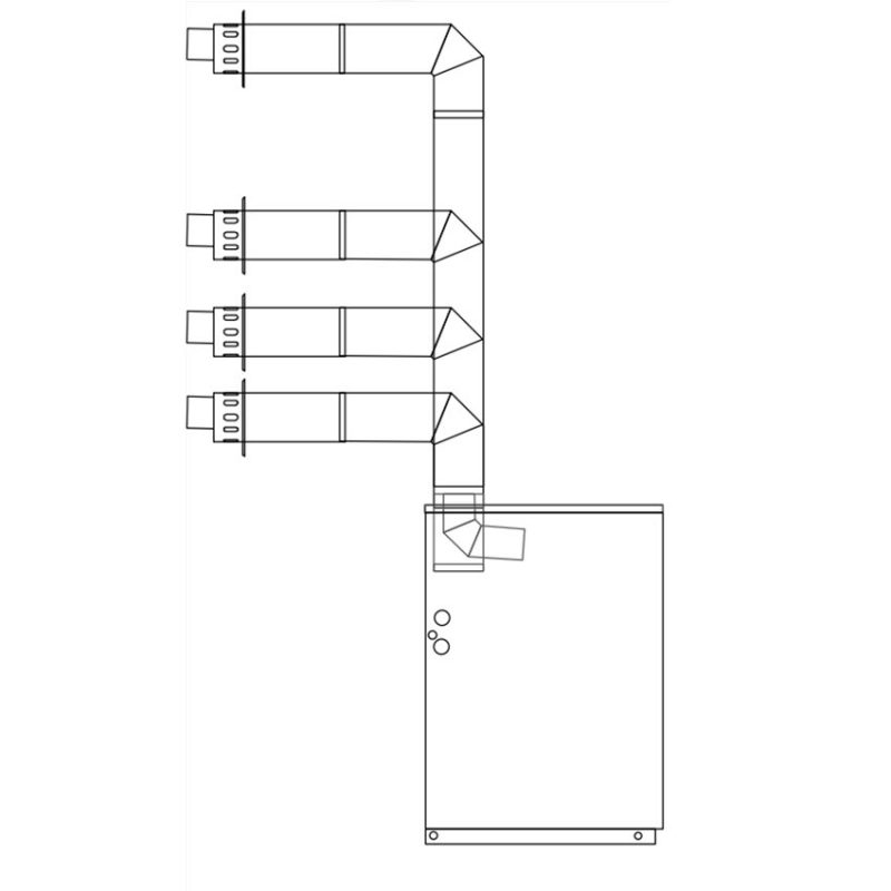High Level Horizontal Kit