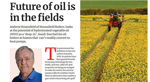 future of oil is in the fields