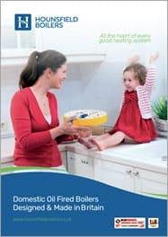 brochure Hounsfield boilers