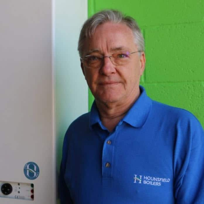 Andrew Hounsfield of Hounsfield Boilers