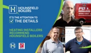 Heating Installers Recommend Hounsfield