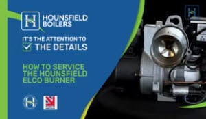 How to Service the Hounsfield Elco Burner