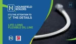 Life Long Flexible Oil Line