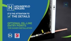 Optional Oil Line Entry Points