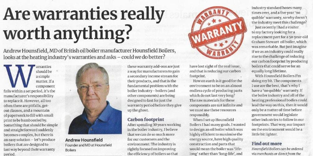 Are warranties really worth anything