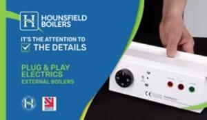 Plug & Play Electrics External Boilers