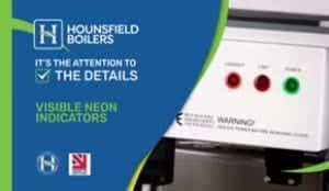 Visible Neon Indicators
