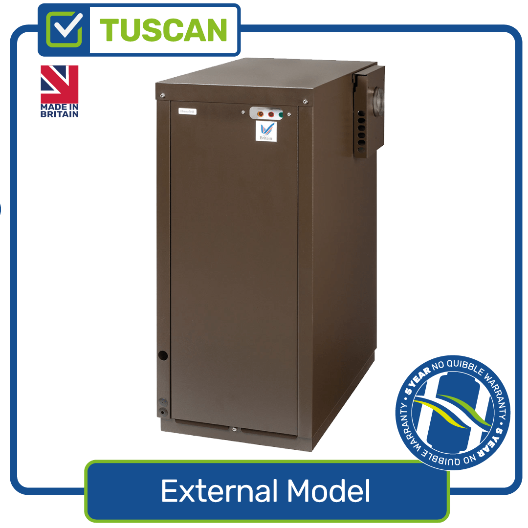 Tuscan External Oil Fired Boilers