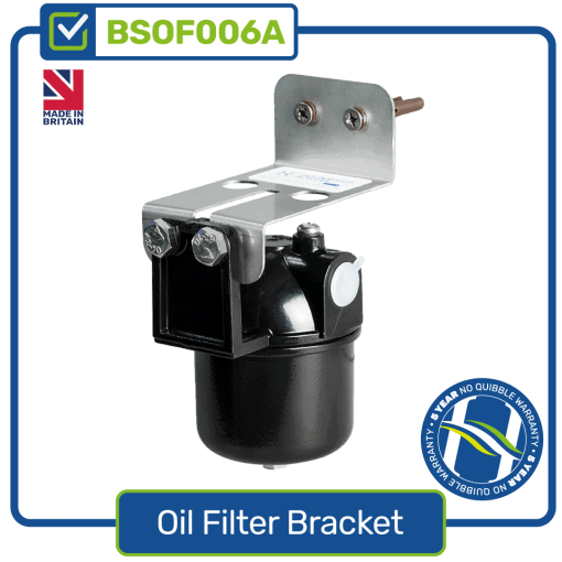 Oil filter bracket BS0F006A