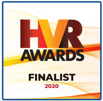 HVR Awards Logo - Award Winning Boilers