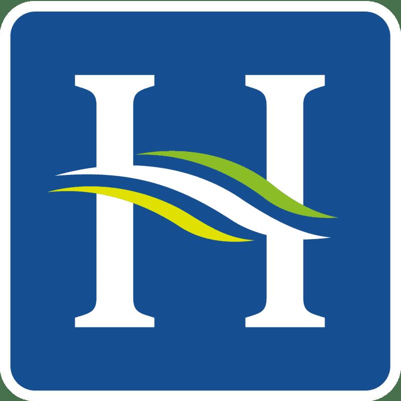 Hounsfield Boilers logo blue