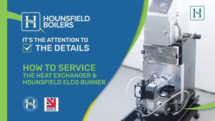 How to Service Heat Exchanger & Elco Burner Thumb