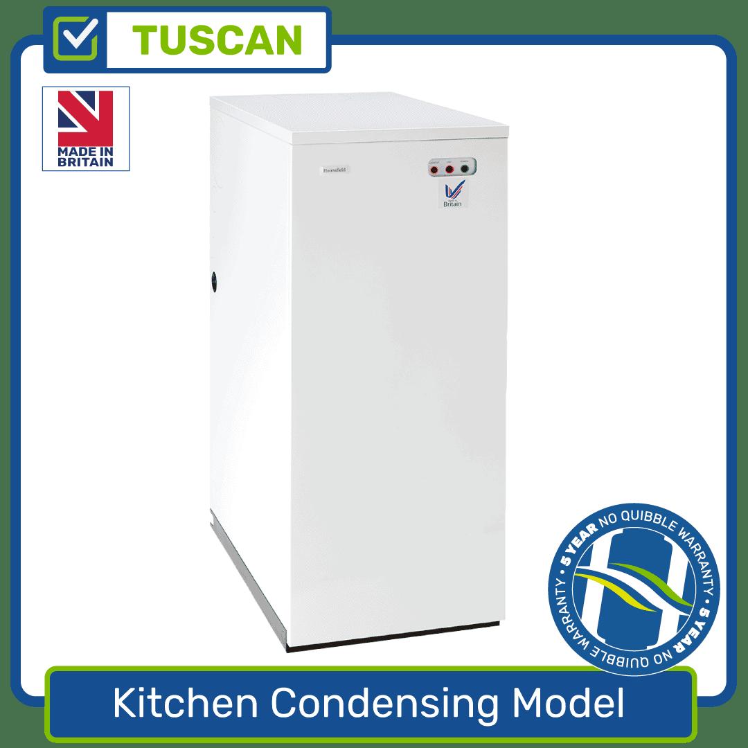 Kitchen Oil Boiler Condensing