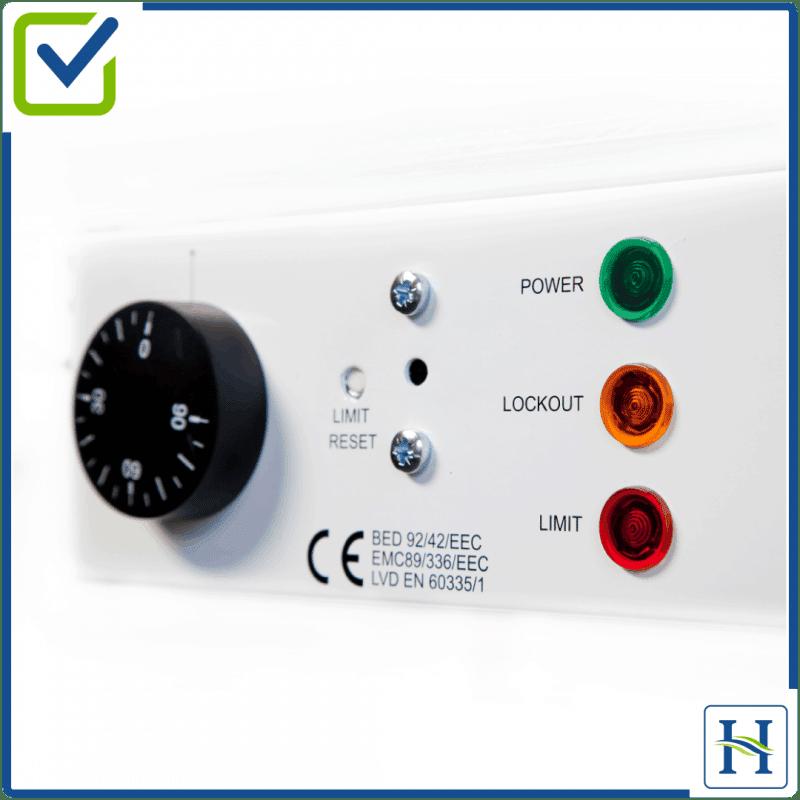 Ultra Safe Boiler Controls